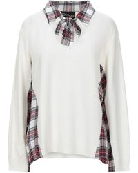 Boutique Moschino Jumper - White