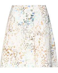 MAX&Co. Midi Skirt - White
