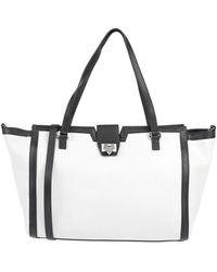 Philippe Model Cross-body Bag - White