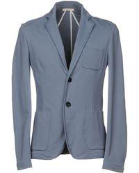 Obvious Basic Suit Jacket - Blue