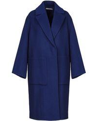 Vince Coat - Blue