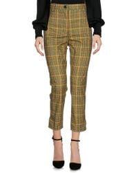 Prada Casual Pants - Green