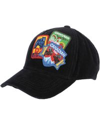 DSquared² Sombrero - Negro