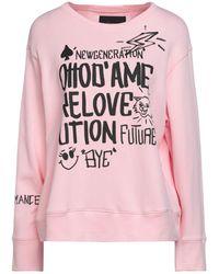 Ottod'Ame Sweat-shirt - Rose
