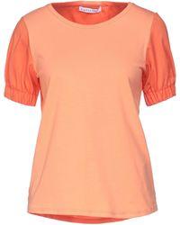 Caractere T-shirt - Arancione