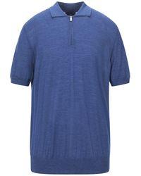 Pal Zileri Pullover - Blu