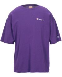 Champion T-shirt - Viola