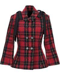 Simone Rocha Suit Jacket - Red