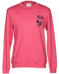 A. FOUR LABS Sweatshirt - Pink