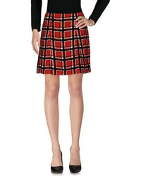 Marc By Marc Jacobs Jupe midi - Rouge