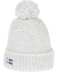 Napapijri Hat - White