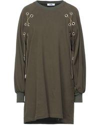 Jijil Short Dress - Green