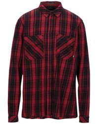 Marcelo Burlon Shirt - Red