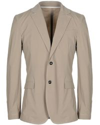 Paolo Pecora Suit Jacket - Natural