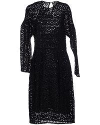 Pedro Del Hierro Madrid Knee-length Dress - Black