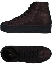 Sgn Giancarlo Paoli High-tops & Trainers - Black