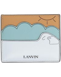 Lanvin Porte-documents - Blanc