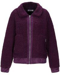 Glamorous Faux Fur - Purple