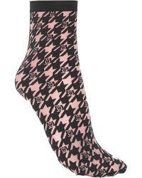 Wolford Short Socks - Pink