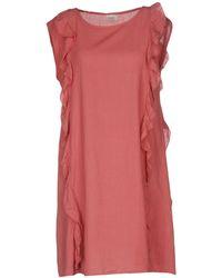 Hartford - Short Dress - Lyst