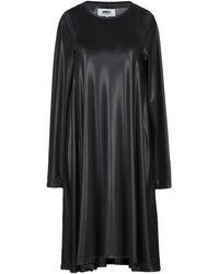 MM6 by Maison Martin Margiela Knee-length Dress - Black