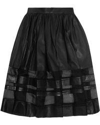Alice + Olivia - 3/4 Length Skirt - Lyst