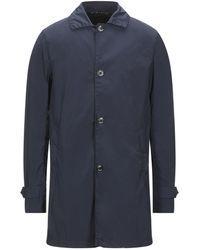 Mason's Lange Jacke - Blau