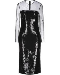 Tom Ford 3/4 Length Dress - Black