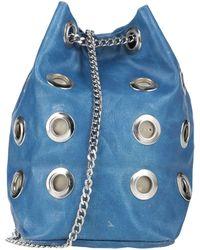 Studio Moda Bolso con bandolera - Azul