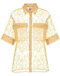 Si-jay Shirt - Yellow