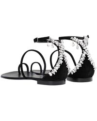Giuseppe Zanotti Sandals - Black