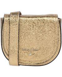 Patrizia Pepe Handbag - Metallic