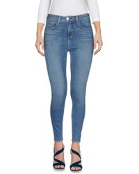 L'Agence Pantaloni jeans - Blu