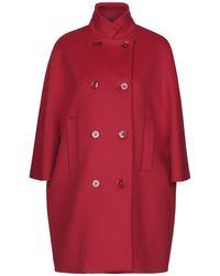 Alberto Biani Coat - Red