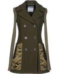 Moschino Coat - Green