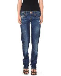 Acht Denim Pants - Blue