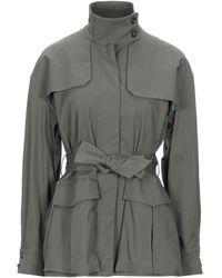 Soallure Overcoat - Green
