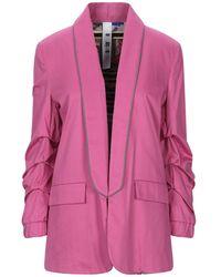 Ultrachic Suit Jacket - Pink