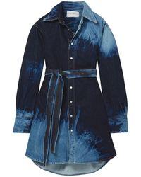Matthew Adams Dolan Denim Outerwear - Blue