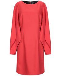 Capucci Short Dress - Red