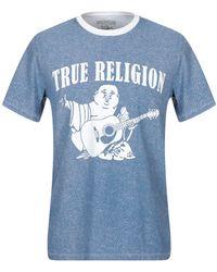 True Religion Camiseta - Azul