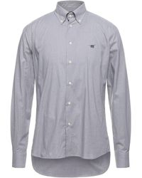 Henry Cotton's Camisa - Multicolor