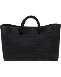 O bag Handbag - Black