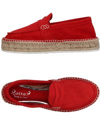 Rocco P Loafer - Red