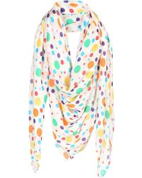 Ultrachic - Scarves - Lyst