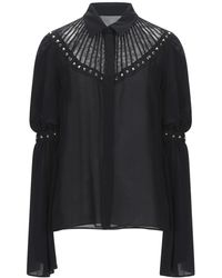 Elie Saab Shirt - Black