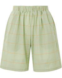 Matin Shorts & Bermuda Shorts - Green