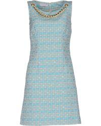 Clips - Short Dress - Lyst