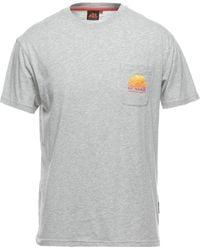 Sundek T-shirt - Gris