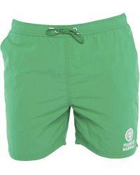 Franklin & Marshall Swim Trunks - Green